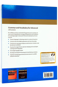 Grammar and Vocabulary for Advanced Book with Answers and Downloadable Audio1