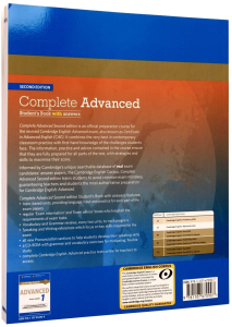 Complete Advanced Student's Book Pack with Answers + CD-ROM and Class Audio CDs1