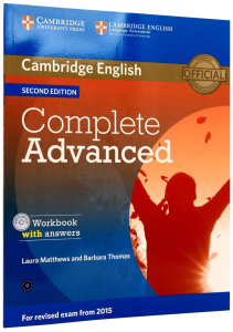 Complete Advanced Workbook with Answers + CD0
