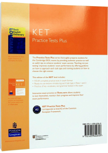 KET Practice Tests Plus with Audio CD Pack [1]