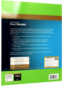 First (FCE) Certificate Trainer 2015. Six Practice Tests with Answers1
