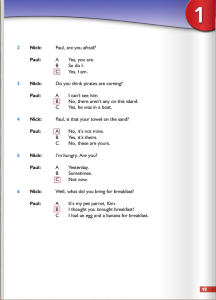Succeed in Cambridge English - Movers. 8 Practice Tests (Book with CD & Answers)4