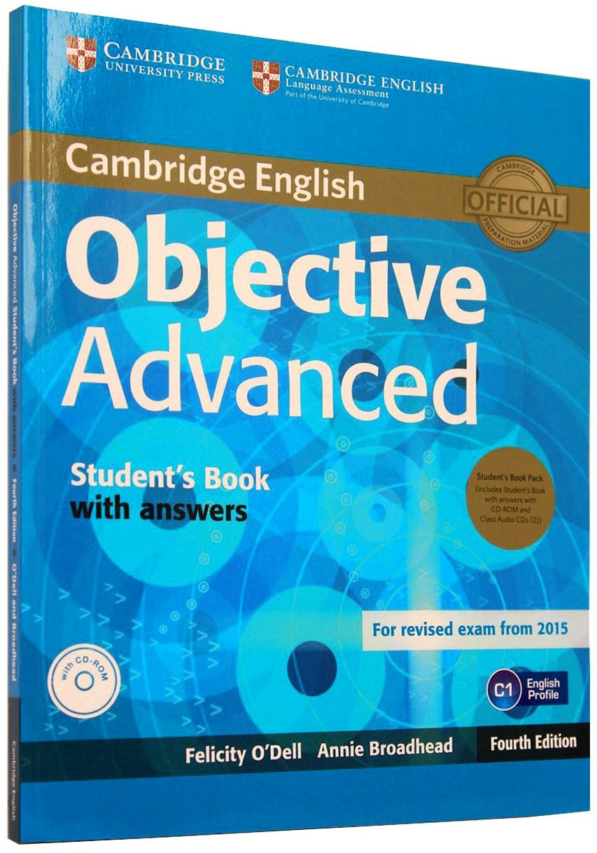 Objective Advanced Student's Book Pack 2015 (Student's