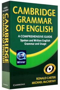 Cambridge Grammar of English Paperback