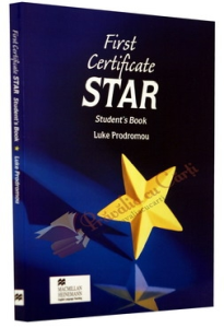 First Certificate Star, student's book
