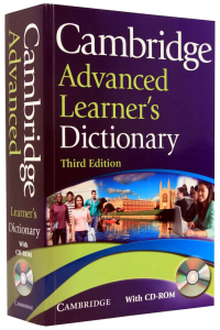 Cambridge Advanced Learner's Dictionary (4rd Edition) Paperback with CD-ROM