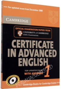 Certificate in Advanced 1. With answers and Cd