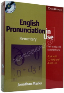 English Pronunciation in Use Elementary with Answers, Audio CDs (5) and CD-ROM