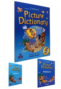 Longman Children's Picture Dictionary + 2 CD +Workbook 1-2
