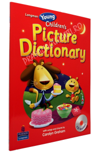 Young children's Picture Dictionary + CD