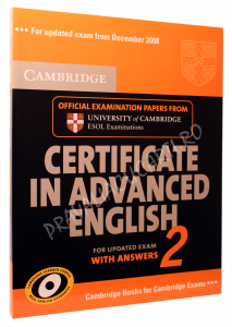 Certificate in Advanced 2. With answers and Cd