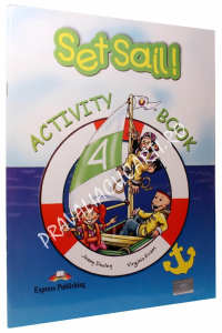 Set Sail 4. Activity Book
