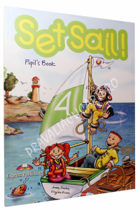Set Sail 4. Pupil's Book