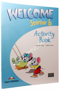 Welcome Starter b. Activity Book