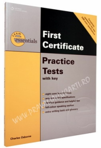 First Certificate Practice Tests - With Key