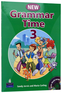 New Grammar Time 3 - with MultiRom
