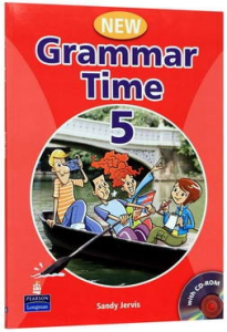 New Grammar Time 5 - with MultiRom