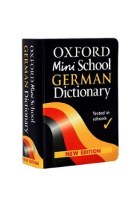 Oxford Mini School German Dictionary (New Edition)