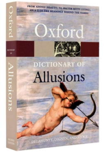 Oxford - Dictionary of Allusions (Second Edition)