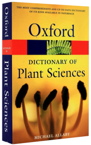 Oxford - Dictionary of Plant Sciences