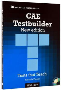 CAE Testbuilder - New Edition With Key - Test that Teach