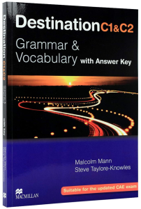 Destination C1&C2 - Grammar & Vocabulary - with Answer Key