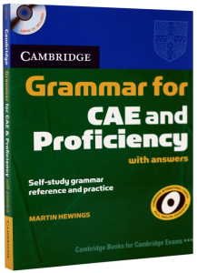 Grammar for CAE (Advanced) and Proficiency - with answers and CD