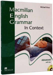 Macmillan English Grammar In Context - Advanded with Key