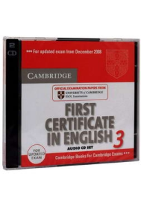 First Certificate in Advanced English 3 AudioCD Set