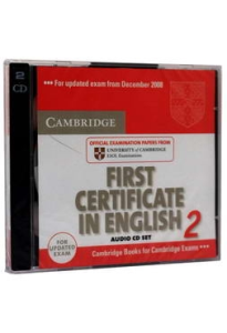 First Certificate in Advanced English 2 AudioCD Set