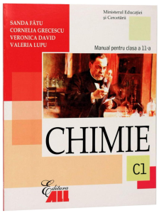 Chimie C1 - Manual clasa a 11-a