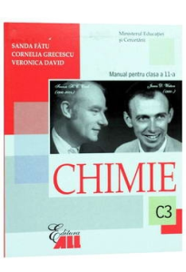 Chimie C3 - Manual clasa a 11-a