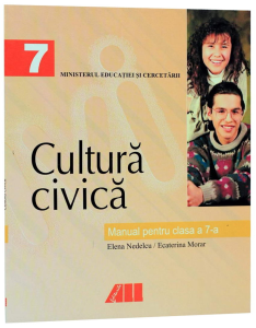 Cultura civica - Manual clasa a 7-a
