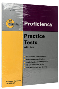 Proficiency Practice Tests with Audio CDs