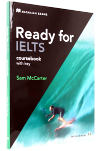 Ready for IELTS Coursebook with key - With CD-Rom