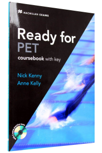Ready for PET Coursebook with key with CD-Rom
