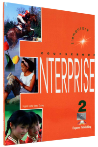 Enterprise 2 Elementary. Coursebook