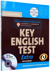 Key English Test Extra Self-Study Pack (Student's Book with Answers, AudioCD and CD-ROM)