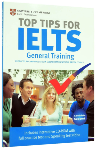 Top Tips for IELTS General Training with Interactive CD-ROM