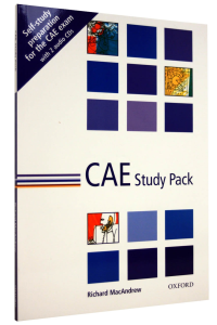 CAE Study Pack - with 2Cds