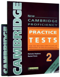 New Cambridge Proficiency Practice Tests 2 Student's Book (Pachet Carte + 4Cd)