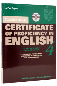Cambridge Certificate of Proficiency in English (CPE) 4 Self-Study Pack (Student's Book with answers and 2 Audio CDs)