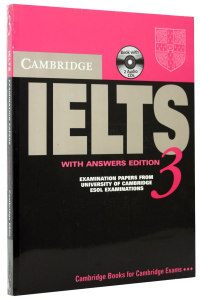 Cambridge IELTS 3 Self-Study Pack (Student's Book with answers and 2 Audio CDs)