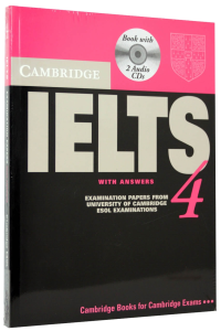 Cambridge IELTS 4 Self-Study Pack (Student's Book with answers and 2 Audio CDs)