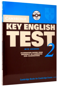 Cambridge Key English Test (KET) 2 Self-Study Pack (Student's Book with answers and 2 Audio CDs)