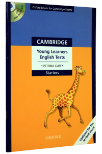 Cambridge Young Learners English Tests (Revised Edition) Starters Student's Book and Audio CD