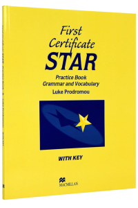 First Certificate STAR Practice Book Grammar and Vocabulary with Key