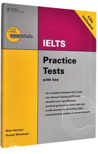 IELTS Practice Tests with Answer Key & Audio CDs