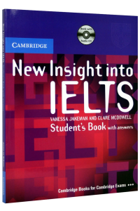 New Insight into IELTS Student's Book Pack (Student's Book with Answers and Student's Book Audio CD