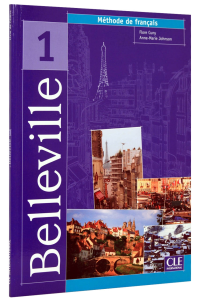 Belleville 1. Livre de l'eleve (Manual)